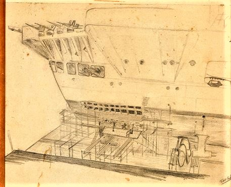 Smart N Final Near Me >> Michael Heath-Caldwell M.Arch - 1948 Journal for the Use of Midshipmen.Mr J.A. Heath-CaldwellHMS ...